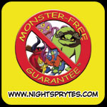 Monster-Free Guarantee